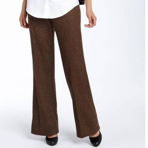 Theory tensley donegal bay wool pants 6
